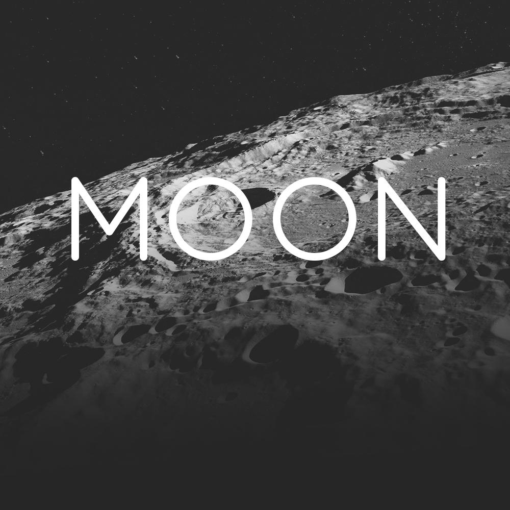 Jack Harvatt Moon avrundet skriftsnitt